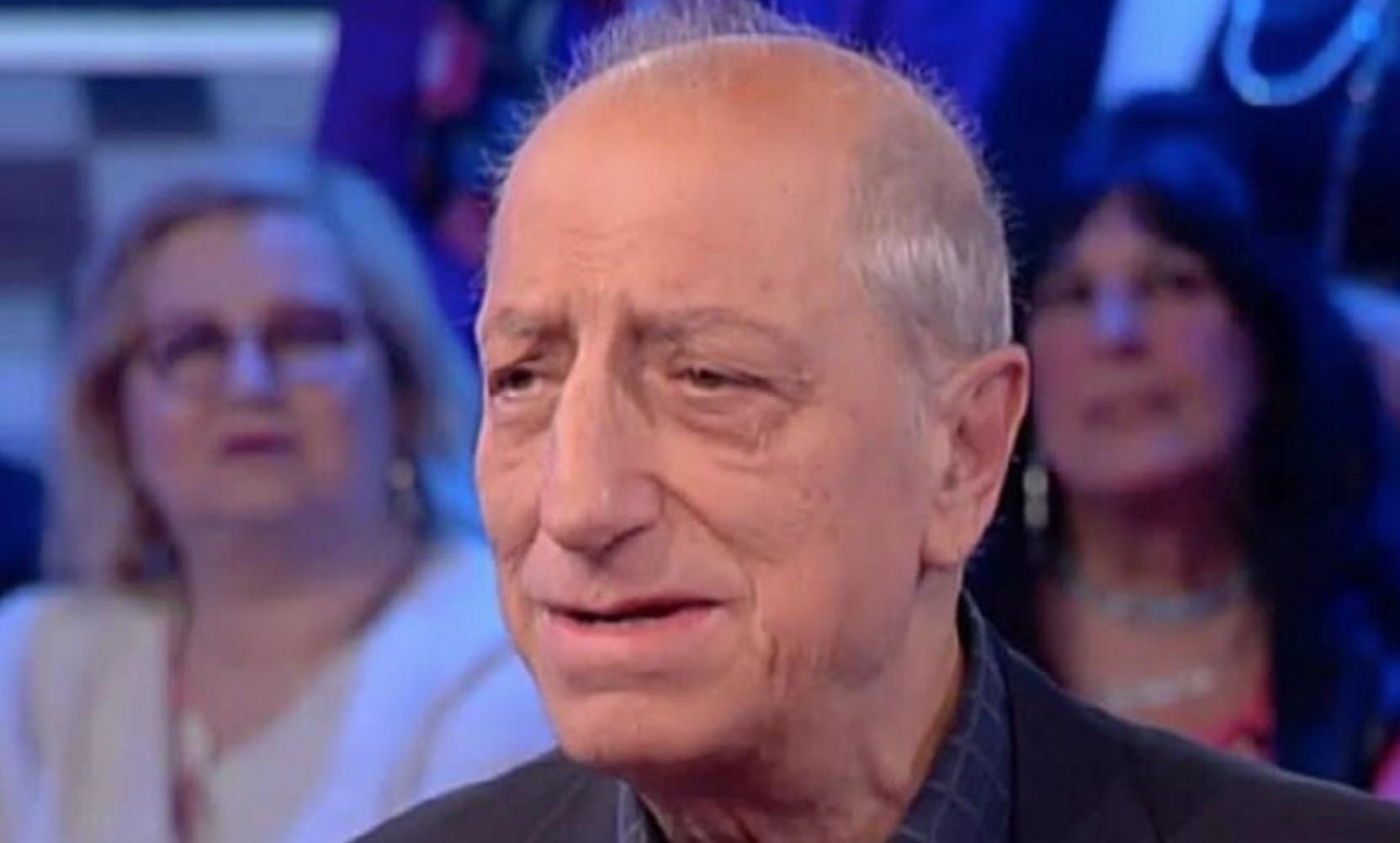"""Pippo Franco candidato nella lista Michetti a Roma: """"posso dare il mio contributo come assessore alla cultura"""""""