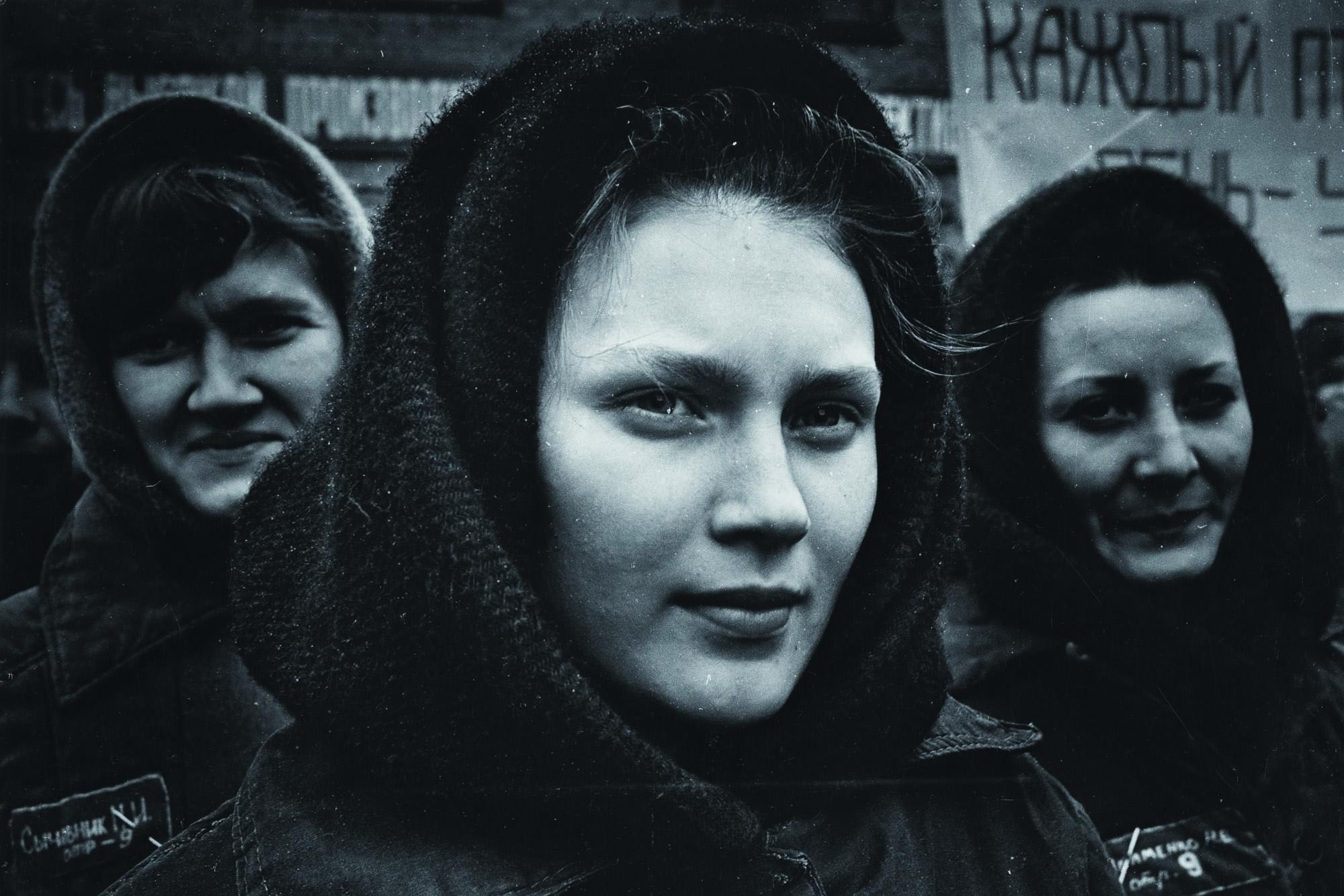 La Russia del disgelo attraverso gli occhi del fotoreporter Sergej Vasilief. A Firenze