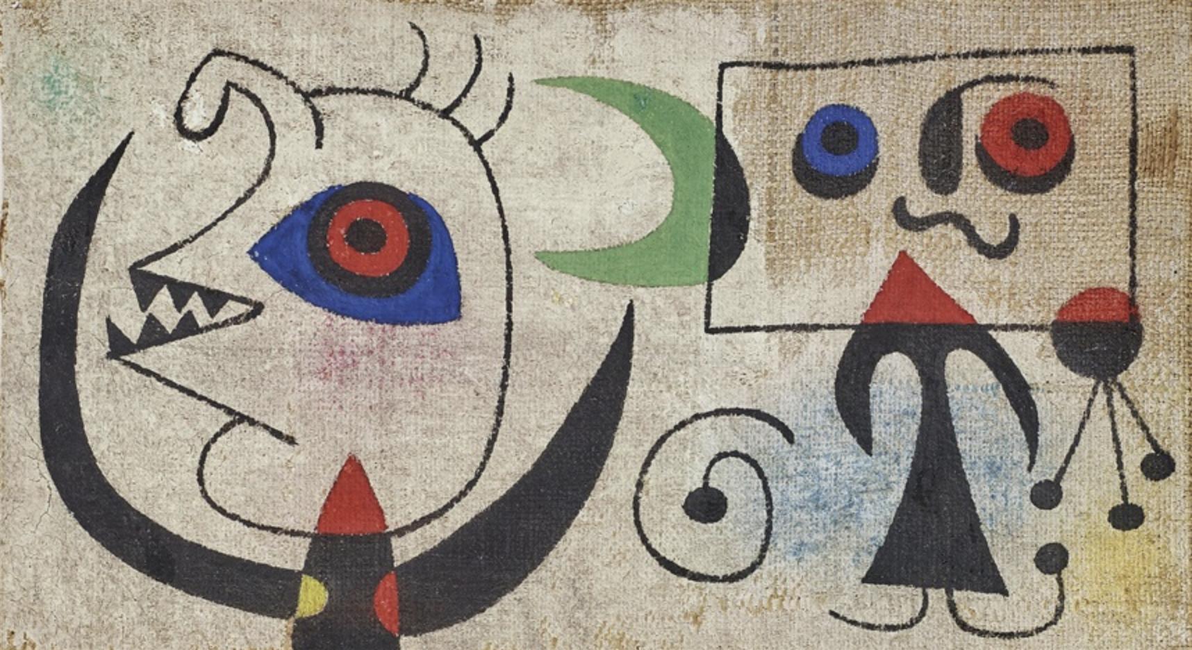 Un inno alle forze della vita: tra sogno e colore, le tele di Joan Mirò in mostra a Parma