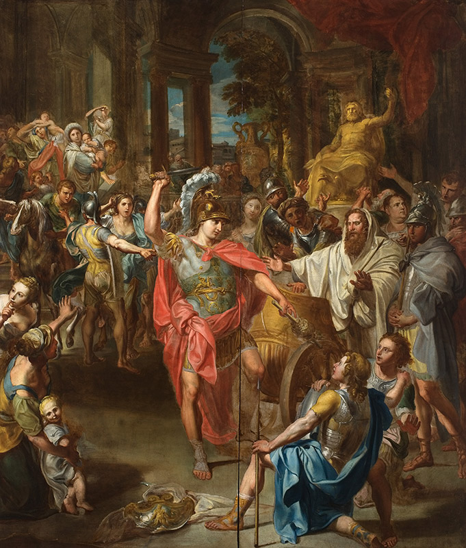 La National Gallery of Art di Washington annulla la mostra dedicata ai grandi pittori genovesi