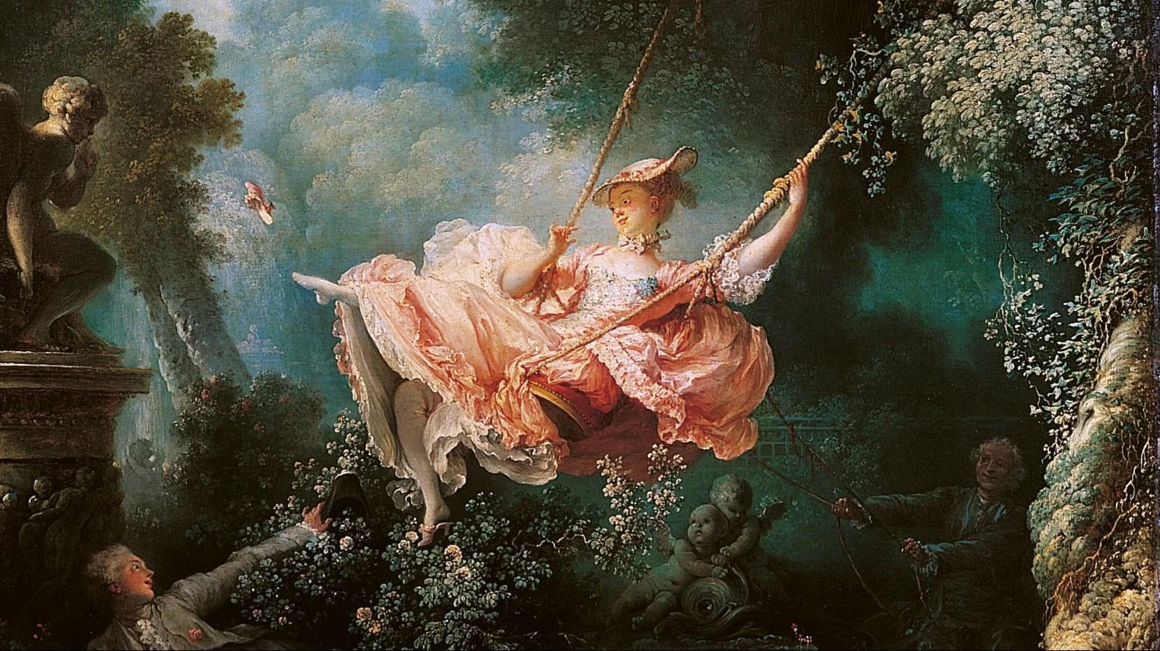 L'ammaliante storia di Progress of Love di Jean-Honoré Fragonard. Il video della Frick Collection