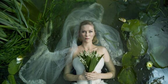 Melancholia, Justice of Ophelia, 2011 - 2021 ART von Trier © 1984-2020 by Lars von Trier and Zentropa Entertainments - Freeze Frame Gallery. Courtesy Perrotin