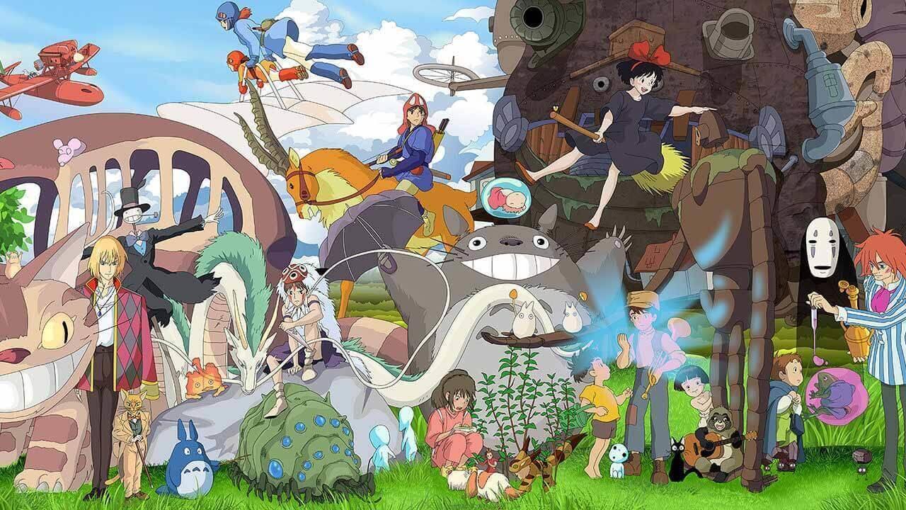 L'arte di Hayao Miyazaki. Dall'Orso d'Oro all'Oscar per il miglior film d'animazione