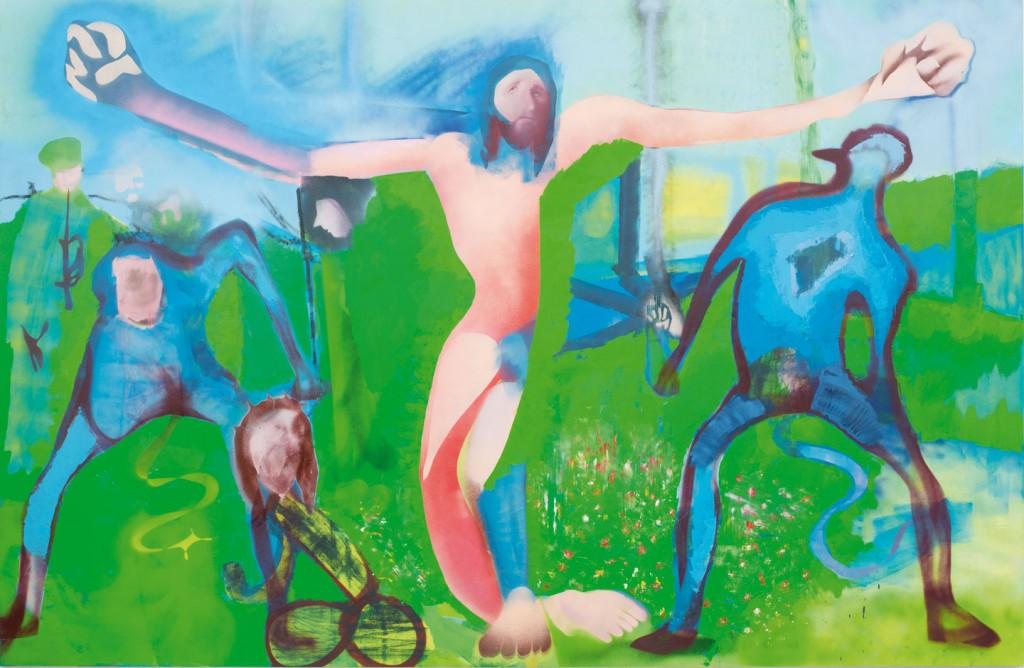 Sacralità contemporanea. Alessandro Pessoli da Los Angeles ai Chiostri di Sant'Eustorgio
