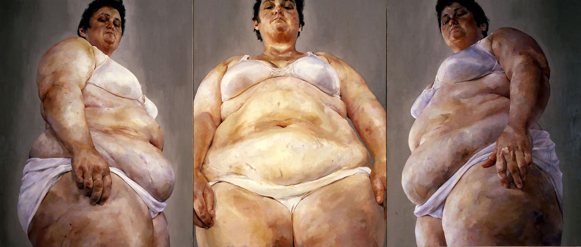 In arrivo a Firenze la mostra di una delle più grandi pittrici viventi: Jenny Saville