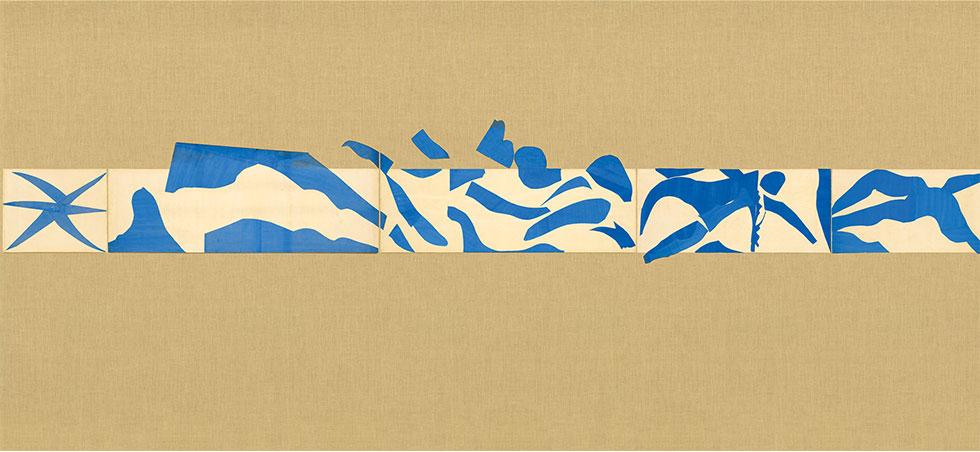 La piscina di Henri Matisse. Storia e restauro della celebre opera conservata al MoMA