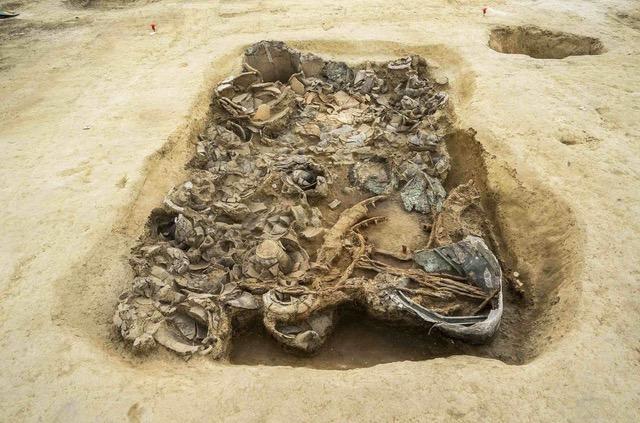L'incredibile tesoro ritrovato di Corinaldo. La mostra che racconta il monumento funebre piceno rinvenuto nel 2018
