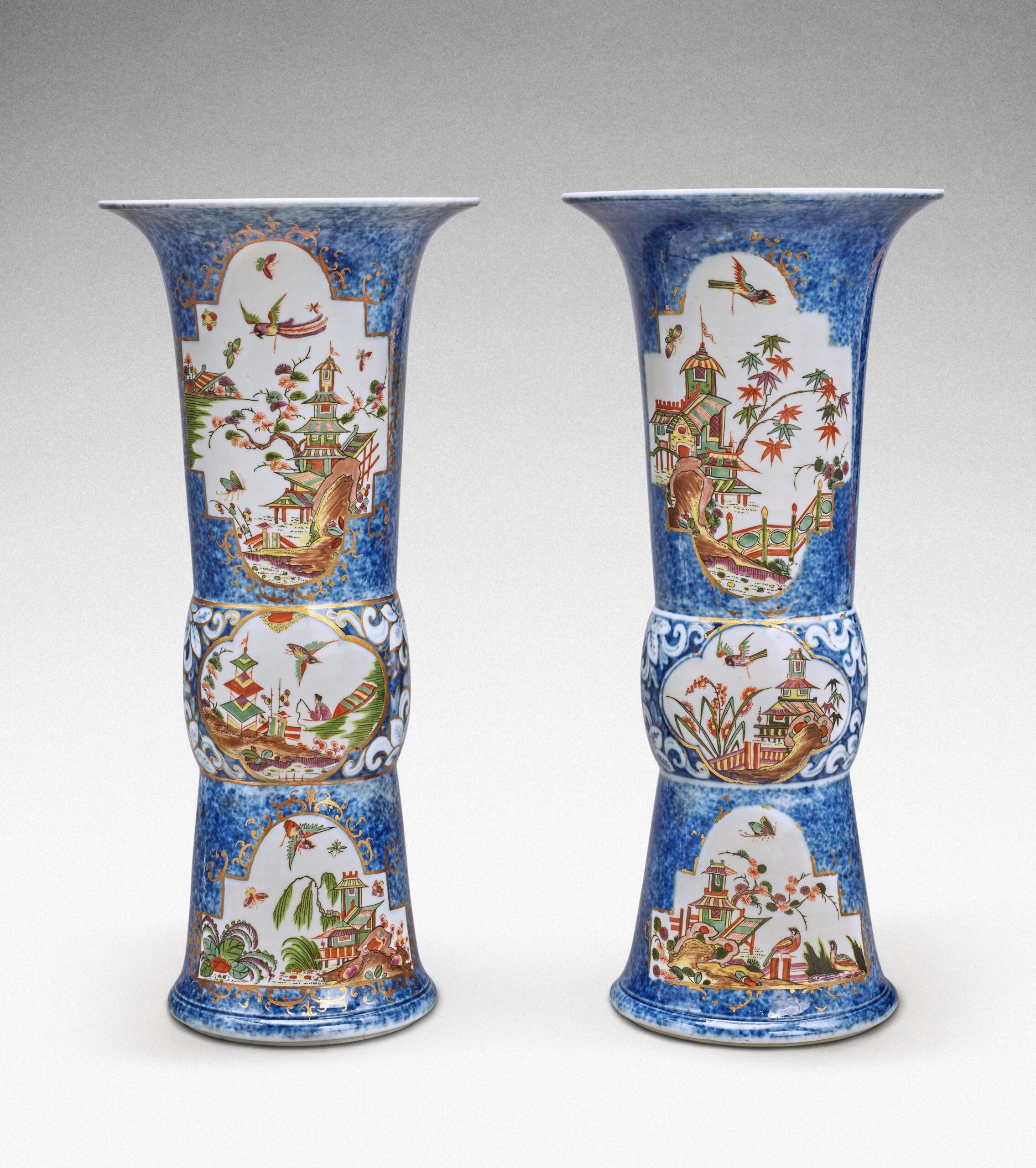 Le porcellane di Meissen fanno il 100% di venduto da Sotheby's