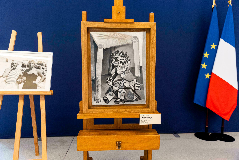 Museo Picasso di Parigi. La figlia dell'artista dona nove opere per risolvere una questione fiscale