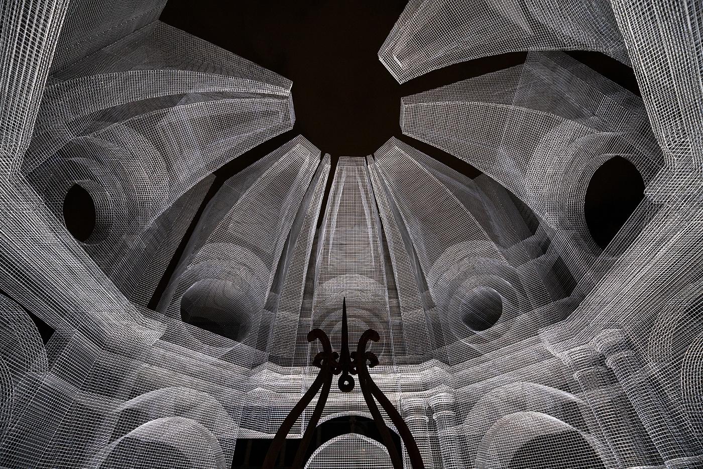 Ravenna sceglie Edoardo Tresoldi, l'architetto della materia assente