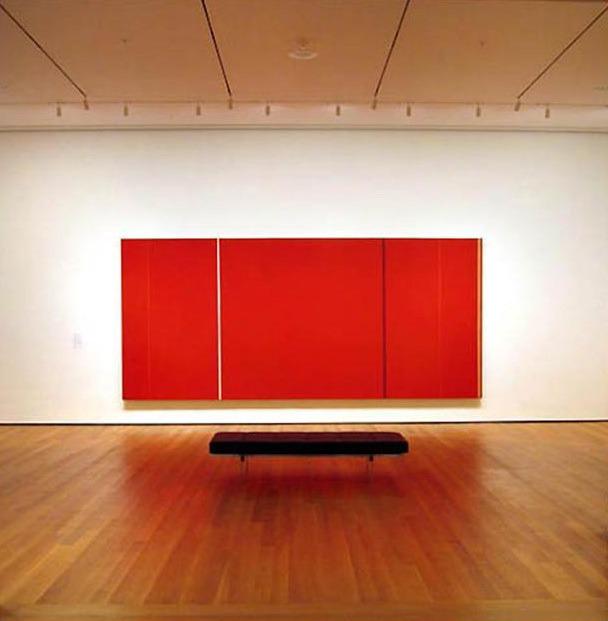 Tempo e spazio dilatati. Un video del MoMA racconta Barnett Newman