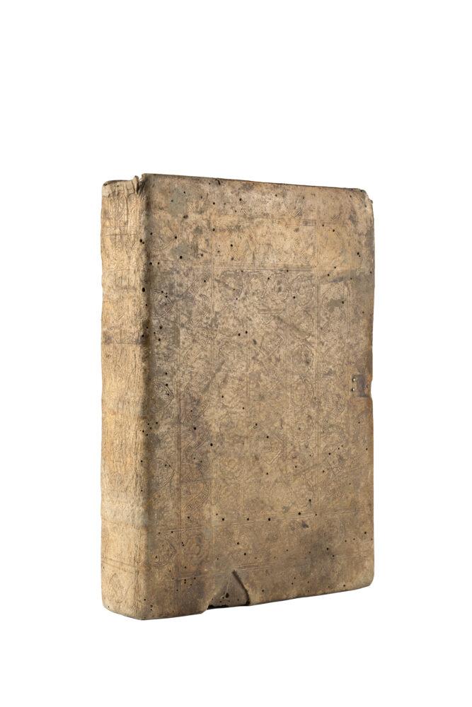 """Lotto 100 Thomas A Kempis, """"Imitatio Christi"""". [Augusta:]: Günther Zainer. Editio princeps del testo religioso più stampato al mondo dopo la Bibbia. Da studi recenti risulta databile non dopo il 1472 Venduto: € 93.750"""