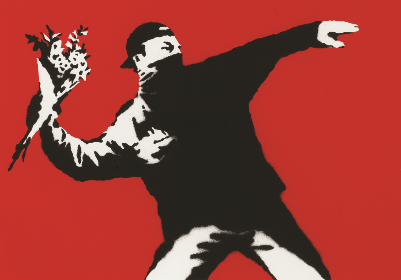 Parma celebra la street art: Banksy guida la rassegna