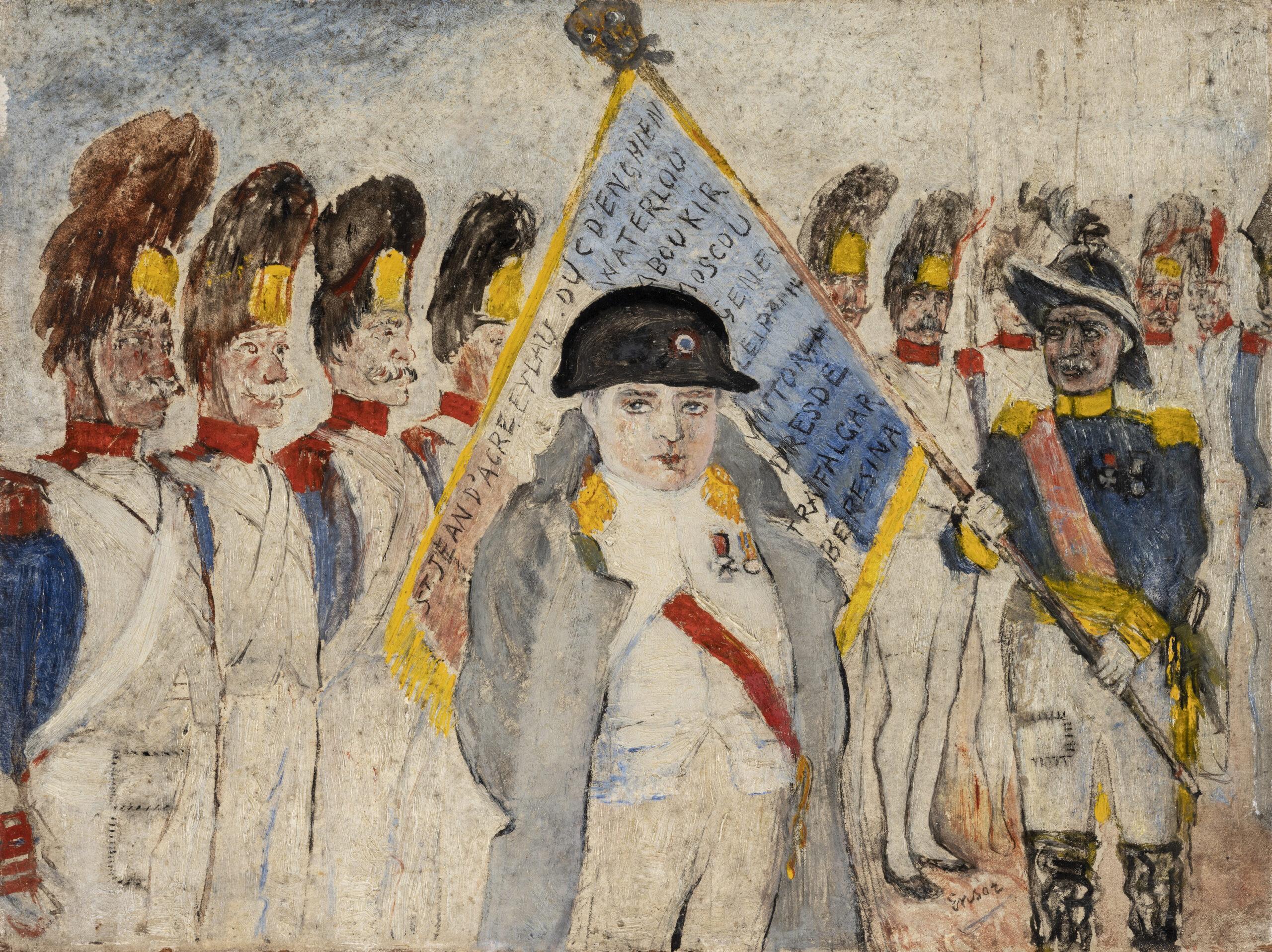 All'incanto la leggenda di Napoleone. Sotheby's porta in asta l'eterno condottiero