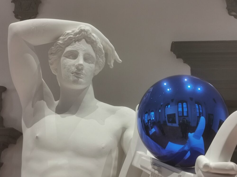 Jeff Koons, Palazzo Strozzi, Firenze