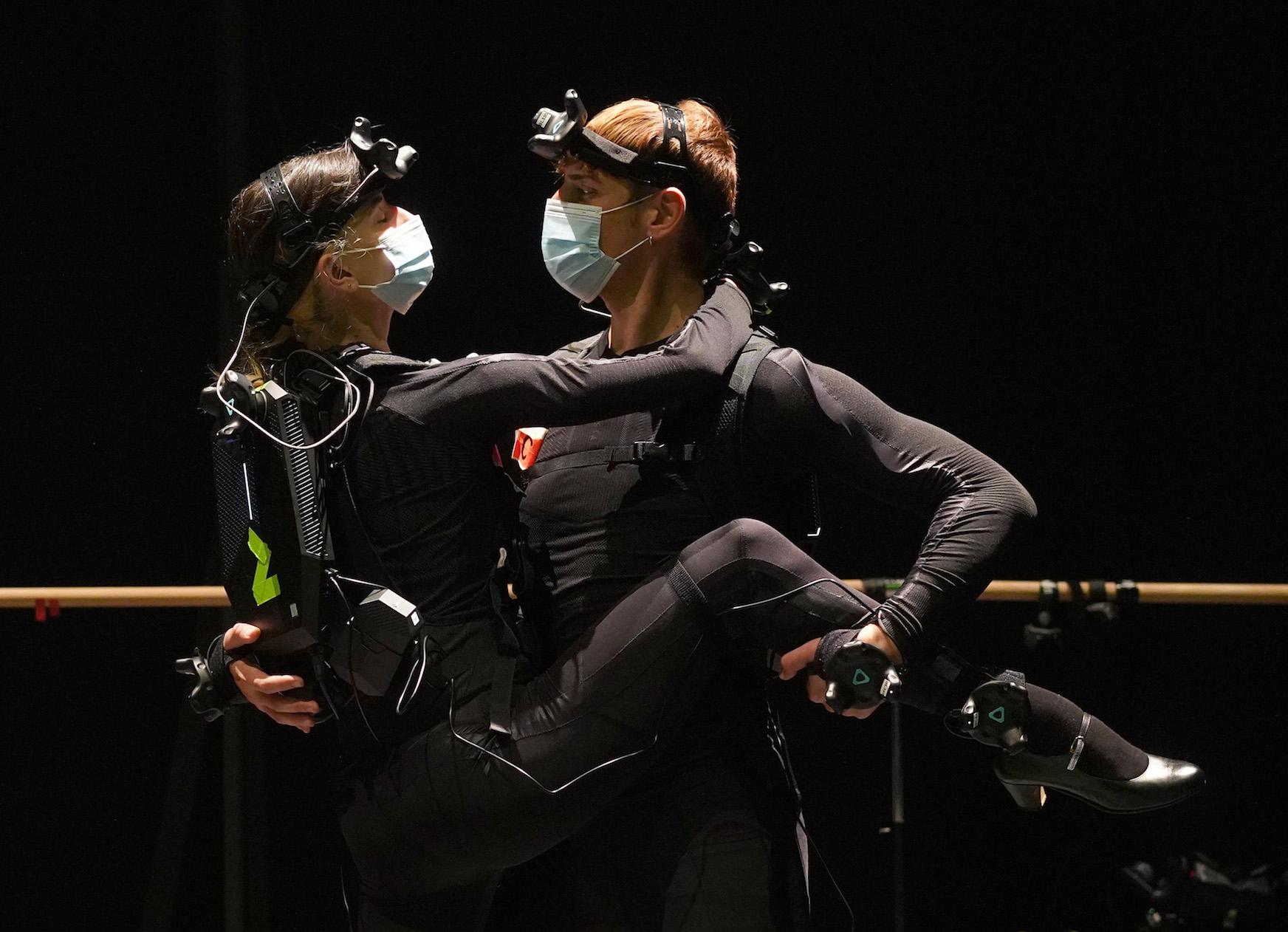 Le Bal de Paris. Lo spettacolo musicale di Blanca Li in concorso alla Mostra del Cinema