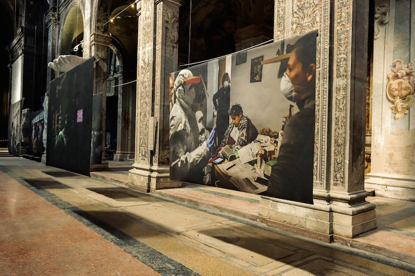 Fotografare gli Ideali. Riaperture Festival a Ferrara, parla il curatore Giacomo Brini