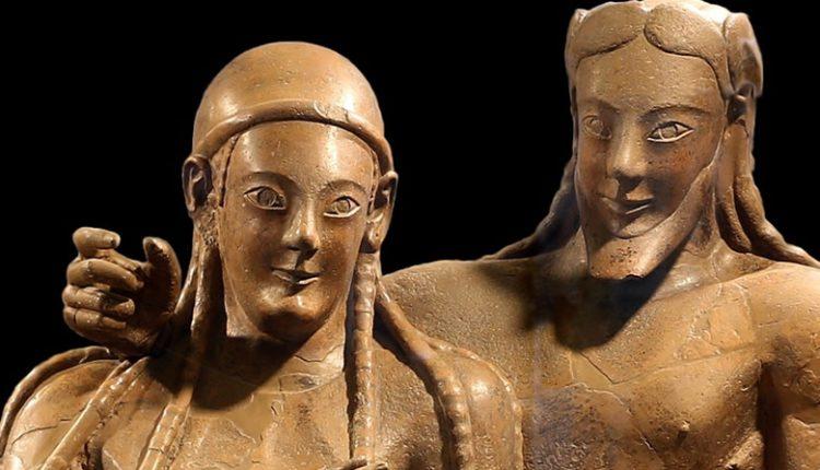 La parabola degli Etruschi attraverso l'archeologia, su Rai3 e Rai Storia