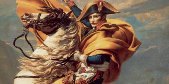 La Grande Arte al Cinema Napoleone