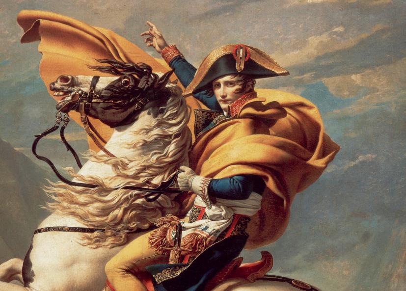 La Grande Arte al Cinema torna in autunno con Napoleone, Venezia e Pompei