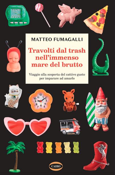 Matteo Fumagalli libro Travolti dal trash