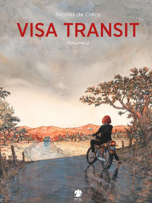 visa transit vol. 2 di nicolas de crécy