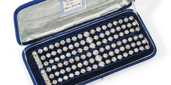I diamanti di Maria Antonietta. Stima $2-4 milioni
