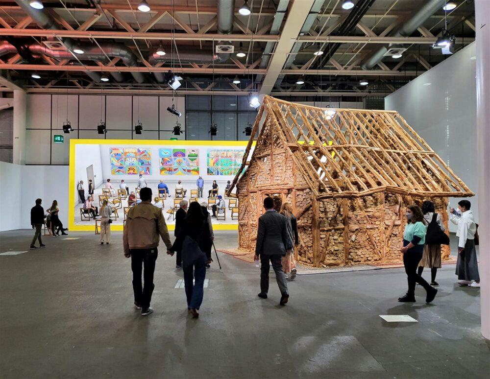 Urs Fischer, Untitled (Bread House), 2004-2006