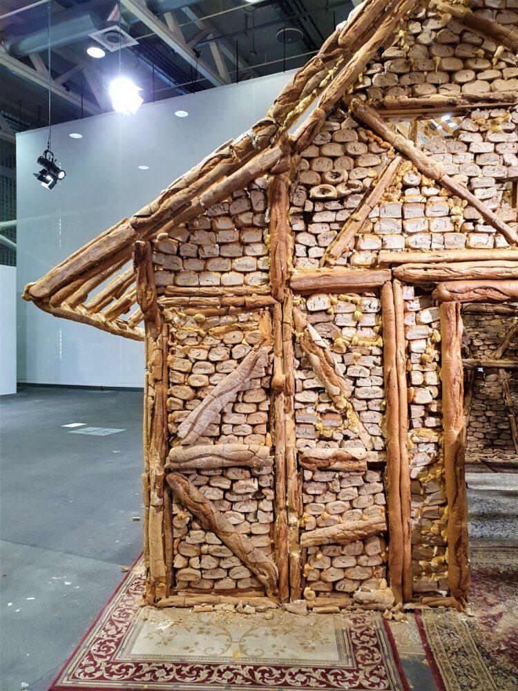 La Casa di Pane di Urs Fischer da 3 milioni di dollari