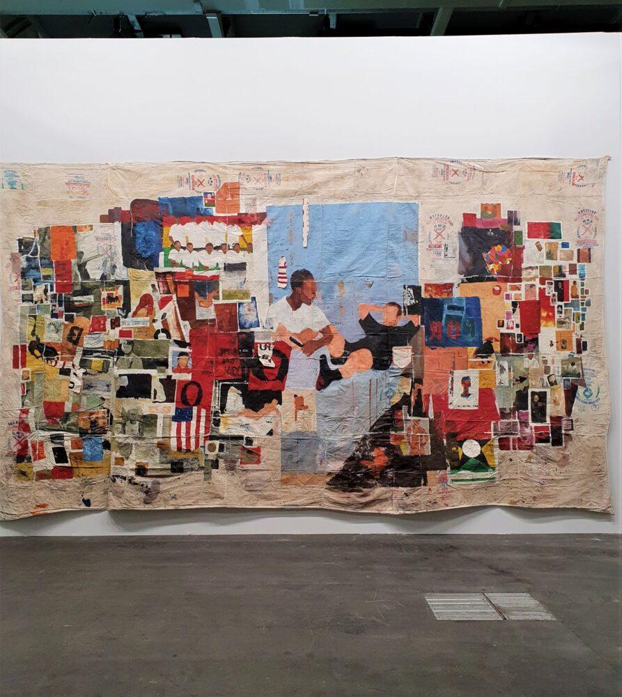 Lyle Ashton Harris, Blow Up, 2010-19
