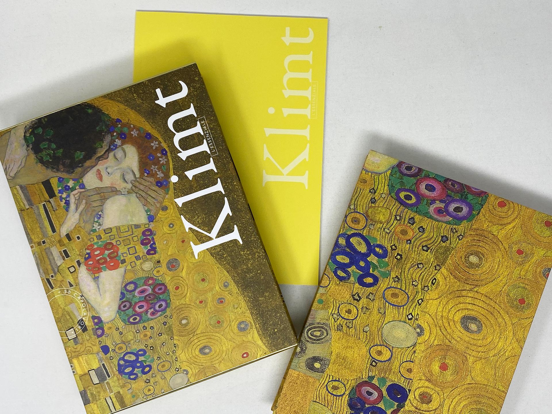 Klimt Libro Ippocampo