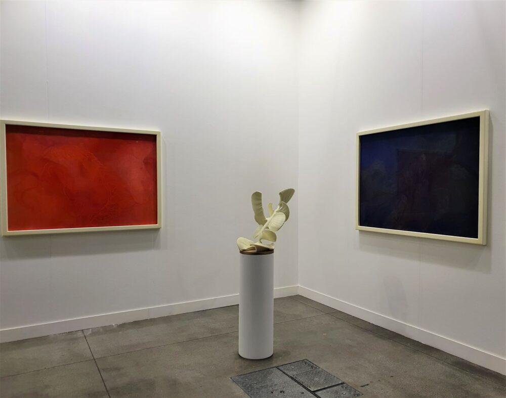 Solo Show di Marguerite Humeau, da Clearing