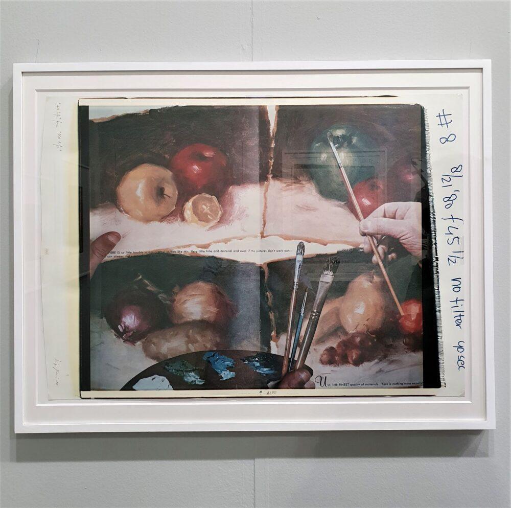Still Life (1980) di Ghirri, da Verolino