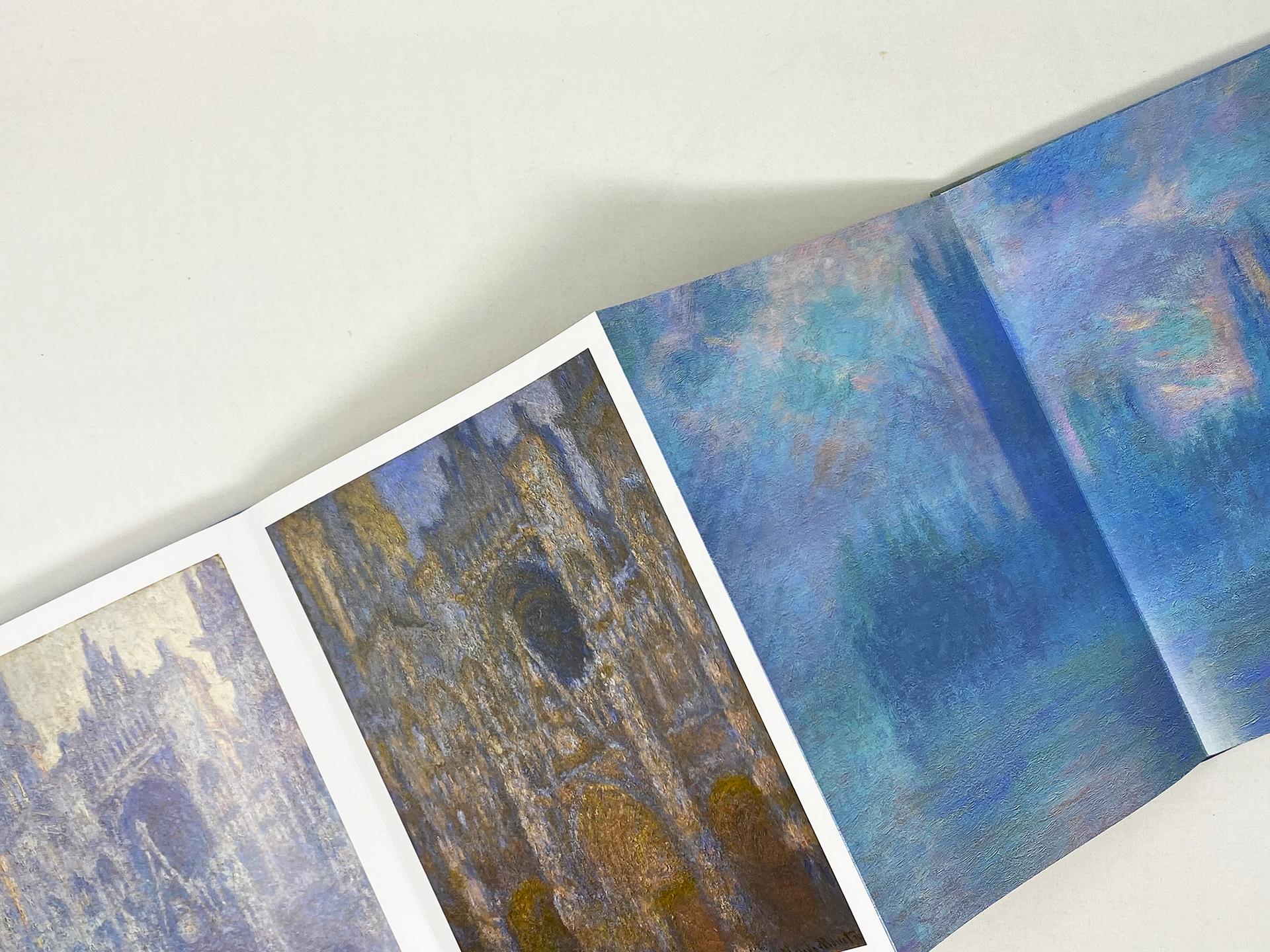 Monet Libro Ippocampo