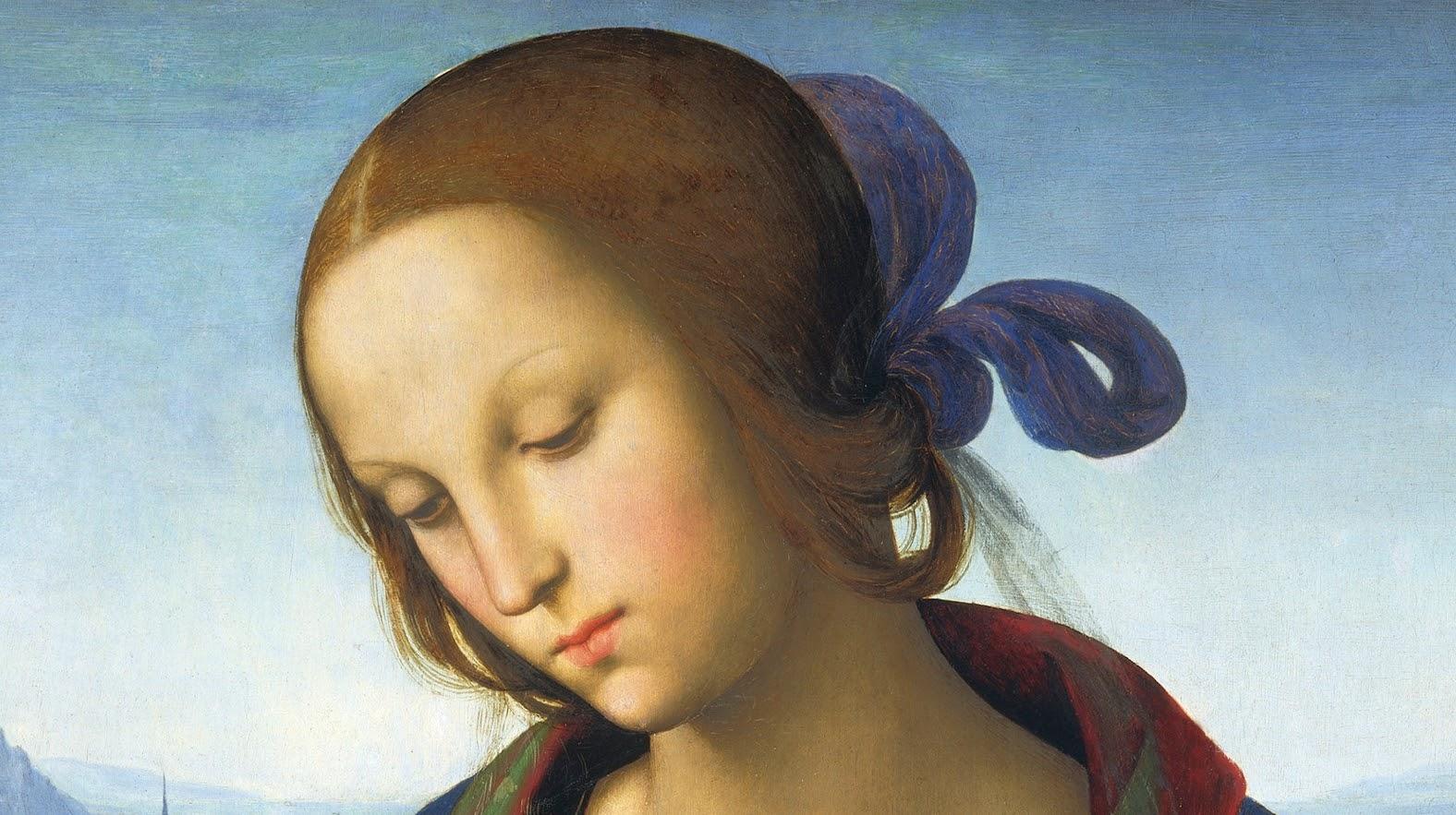 Tutta la raffinatezza dell'arte di Perugino in mostra al Palazzo Ducale di Urbino
