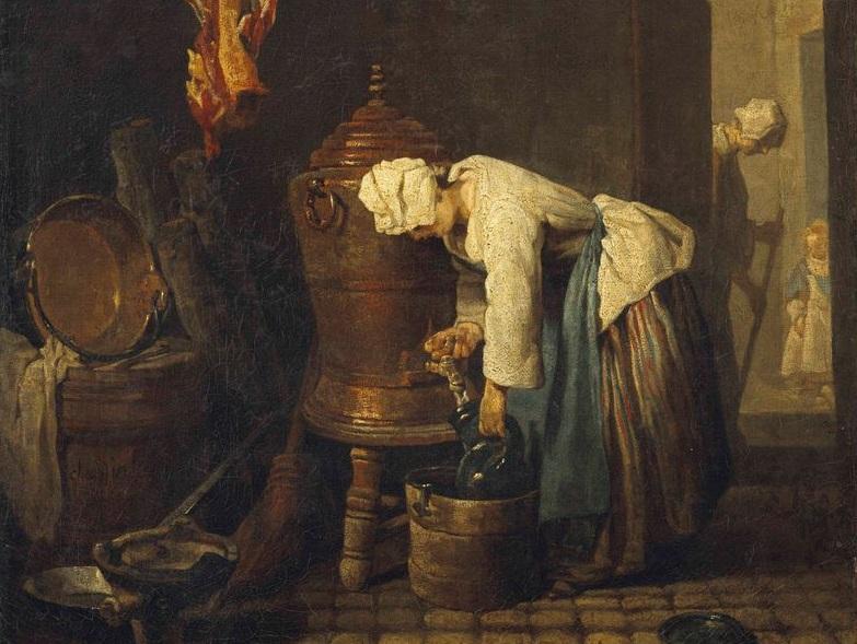 Christie's porta all'asta un dipinto di Chardin 200 anni dopo l'ultima volta