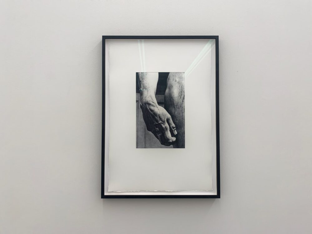 DANH VO UNTITLED, 2013 PHOTOGRAVURE ON PAPER
