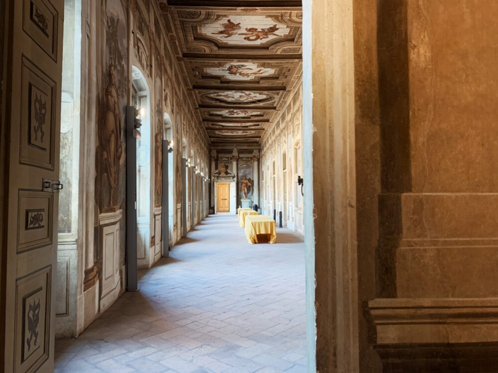 Palazzo Arese Borromeo.