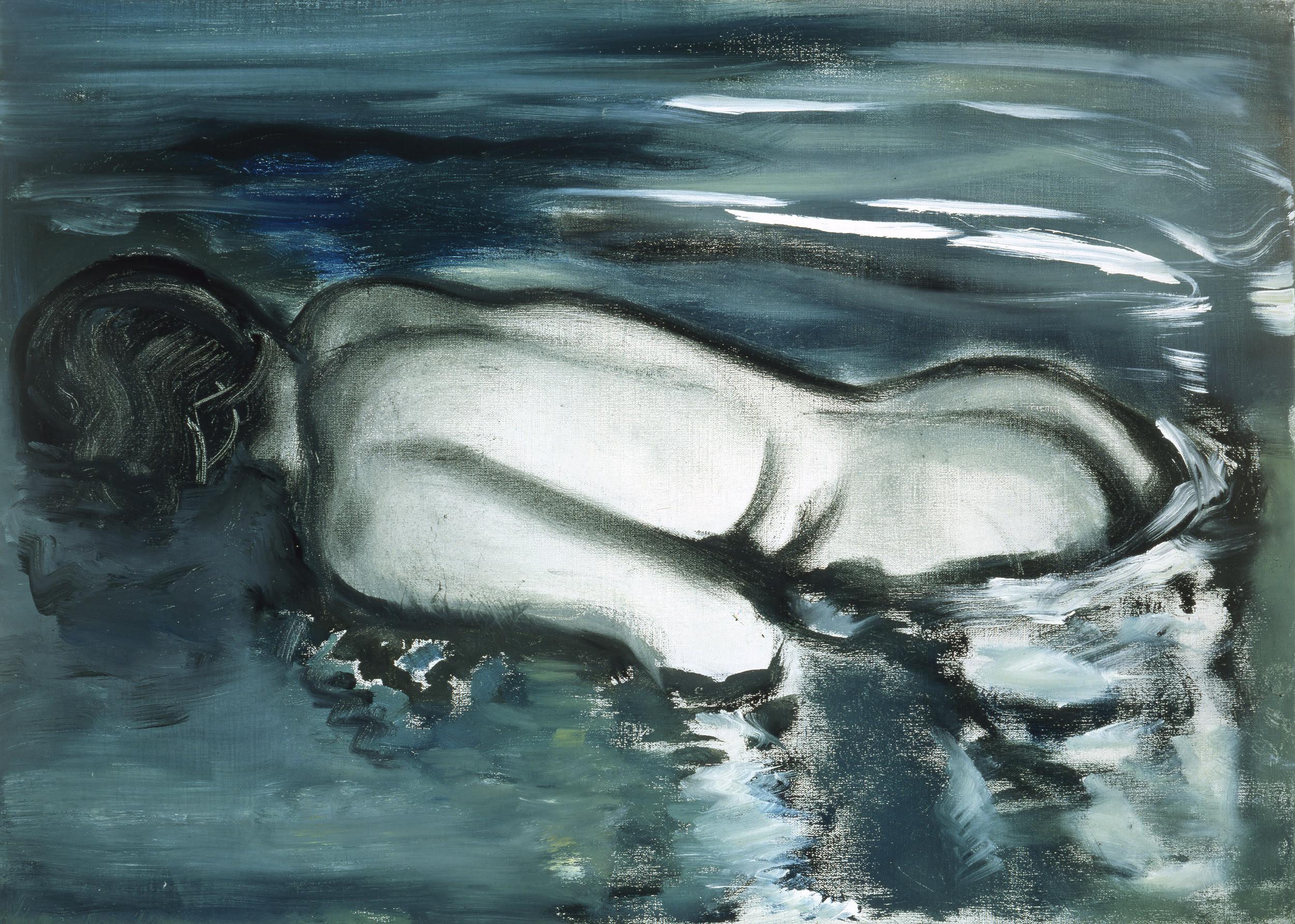 Dalla disperazione all'estasi. Palazzo Grassi mette in scena i ritratti di Marlene Dumas