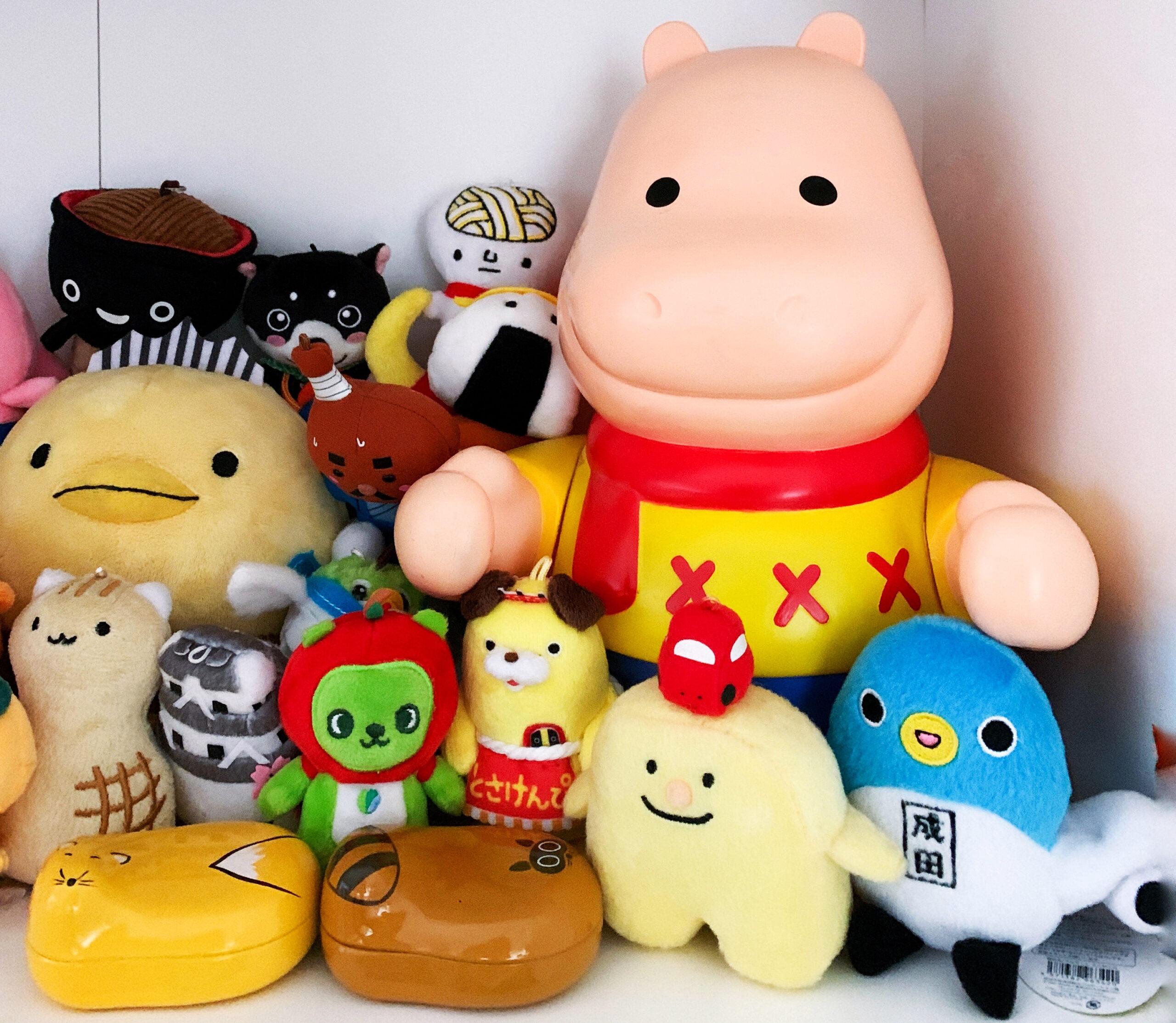 Mascotte Monogatari, la fanzine che racconta le yuru-chara
