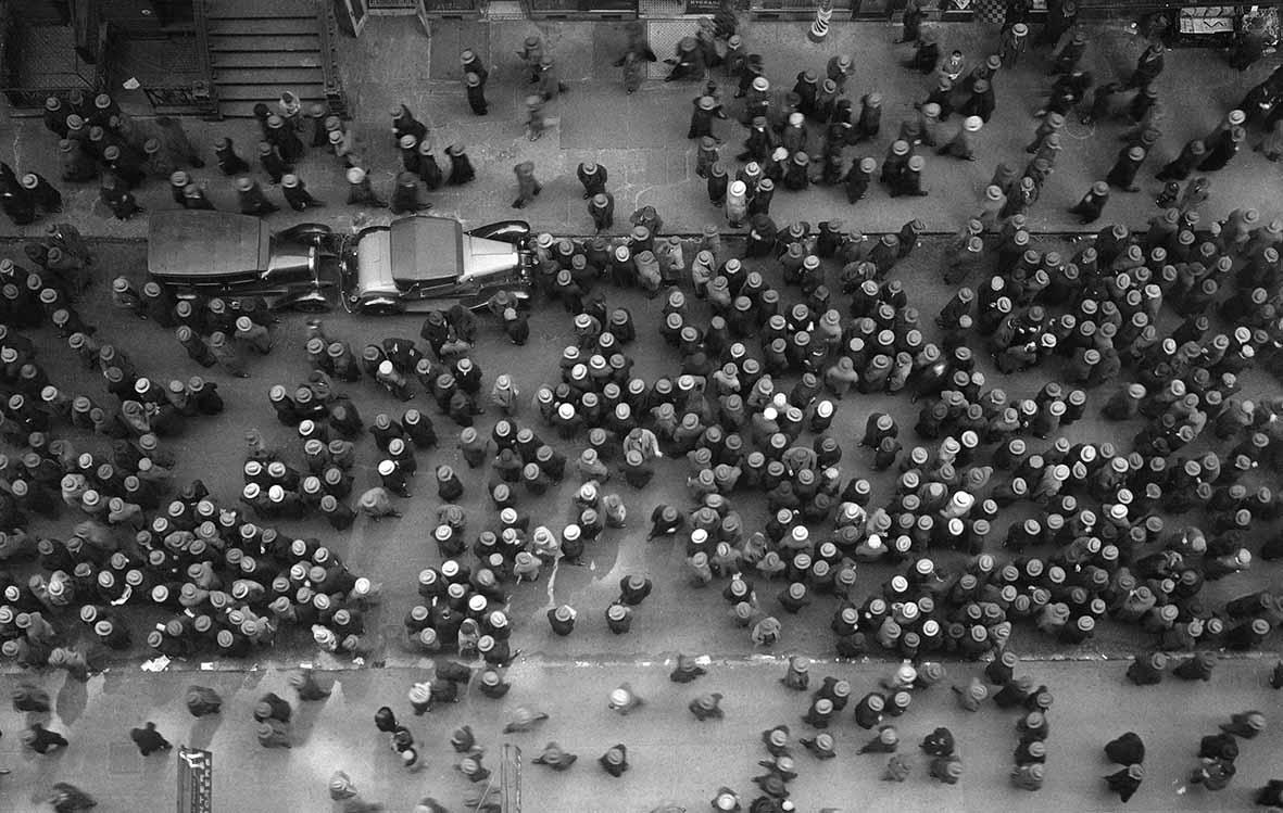 Le fotografie visionarie di Margaret Bourke-White in una grande retrospettiva a Roma