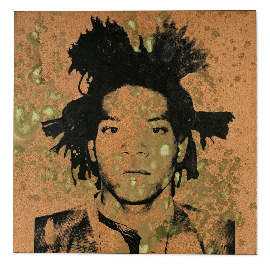 Basquiat secondo Warhol. In asta da Christie's New York il ritratto del 1982