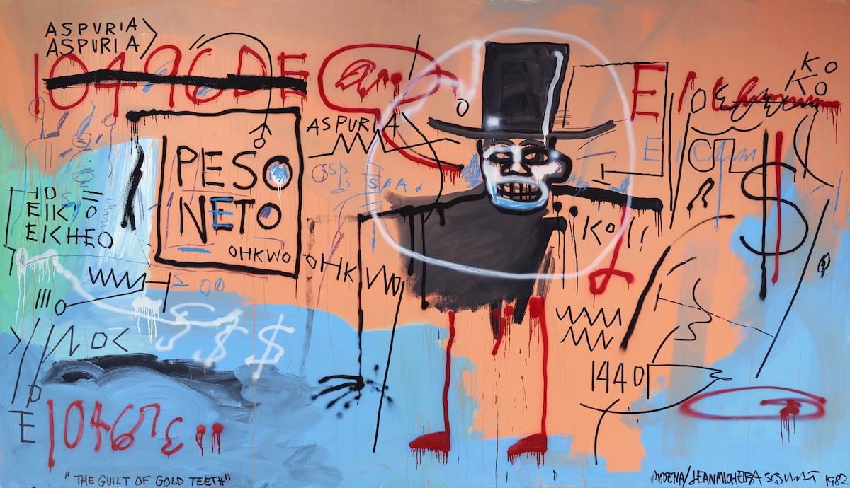 Christie's prova il colpo. All'asta un'altra storia firmata Basquiat