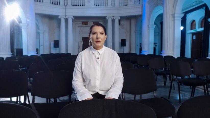 Homecoming, Marina Abramovic and her children, nel programma di Artecinema
