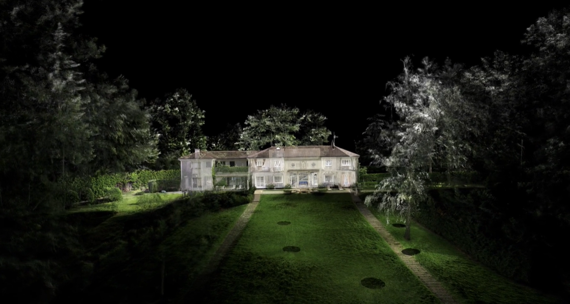 Spectral Ponti. Laurent Grasso firma un viaggio digitale nella villa di Gio Ponti a Parigi