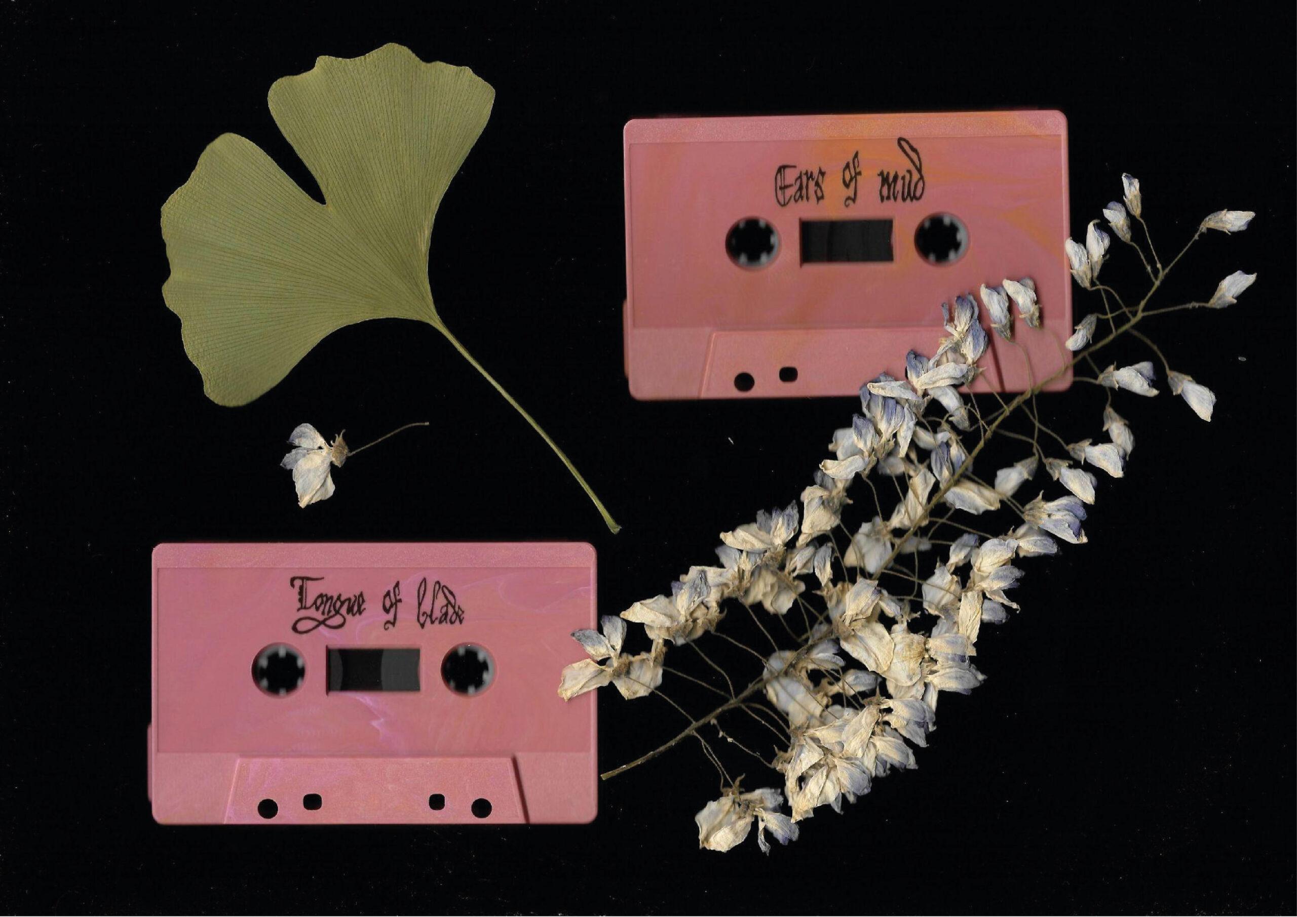 Tongue of blade ‡ Ears of mud: un'audiocassetta incastrata nell'oscurità