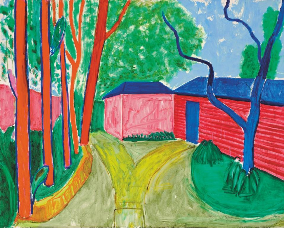 Basquiat, Hockney, Fontana. Christie's presenta la grande asta di Londra