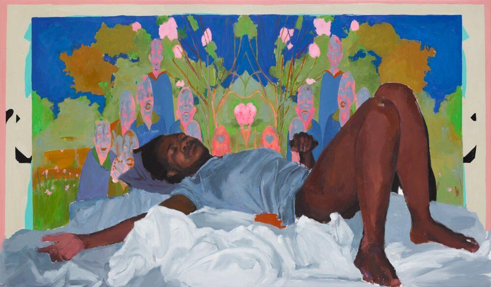 Kudzanai-Violet Hwami Courtesy the artist and Victoria Miro