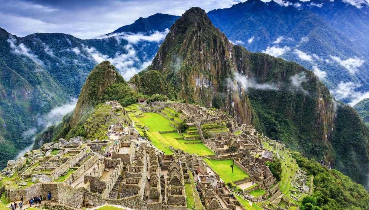 I tesori di Machu Picchu partono per un tour di mostre internazionali