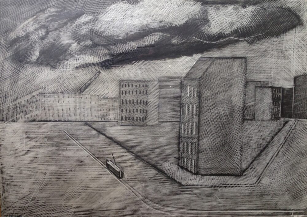 Mario Sironi, Periferia, Aleandri Arte Moderna, fra gli highlights della fiera
